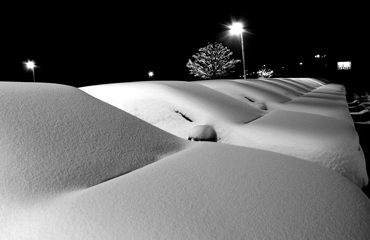Snow Plowing Contractor - Commercial and Residential